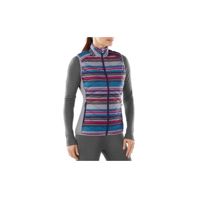 Smartwool - Women's Printed Corbet 120 Vest