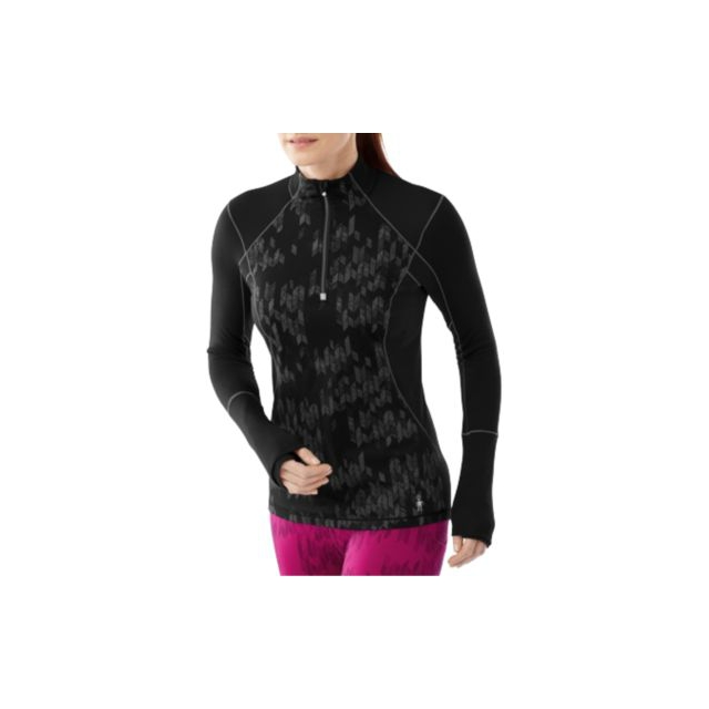 Smartwool - Women's PhD Light Printed Wind Zip T