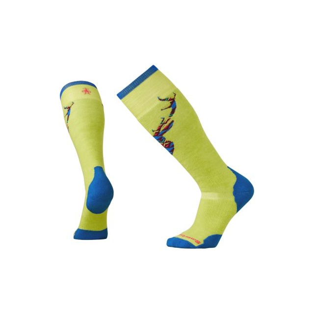 Smartwool - PhD Slopestyle Medium Akaigawa Socks