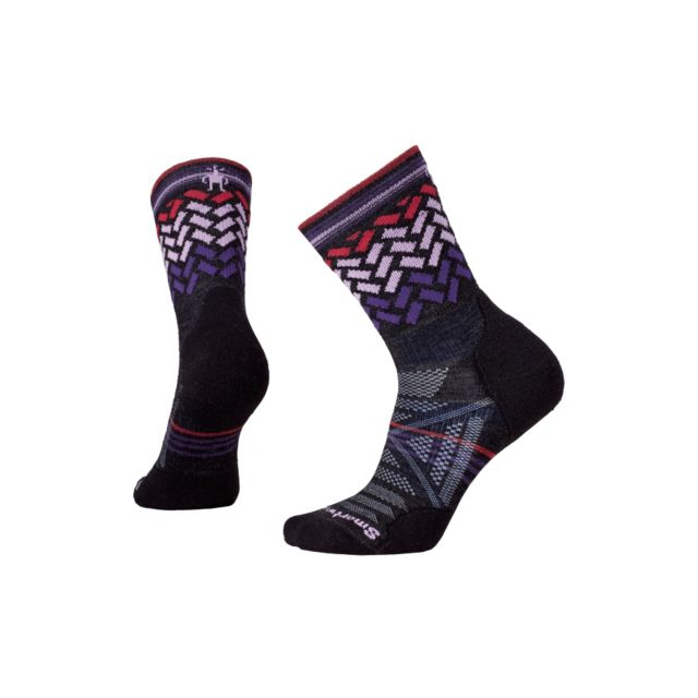 Smartwool - Women's PhD Outdoor Light Pattern Mid Crew