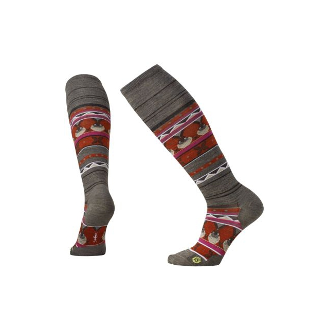 Smartwool - Women's Charley Harper Glacial Bay Seal Knee High