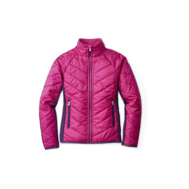 Smartwool - Girls' SmartLoft Double Corbet 120 Jacket