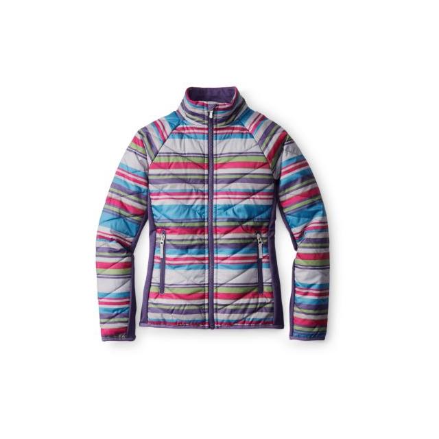Smartwool - Girls' SmartLoft Printed Double Corbet 120 Jacket