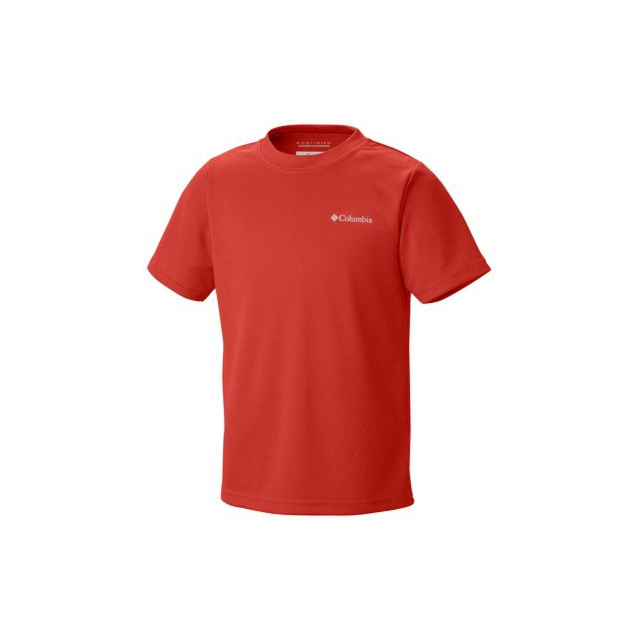 Columbia - Kid's Meeker Peak II Short Sleeve Top