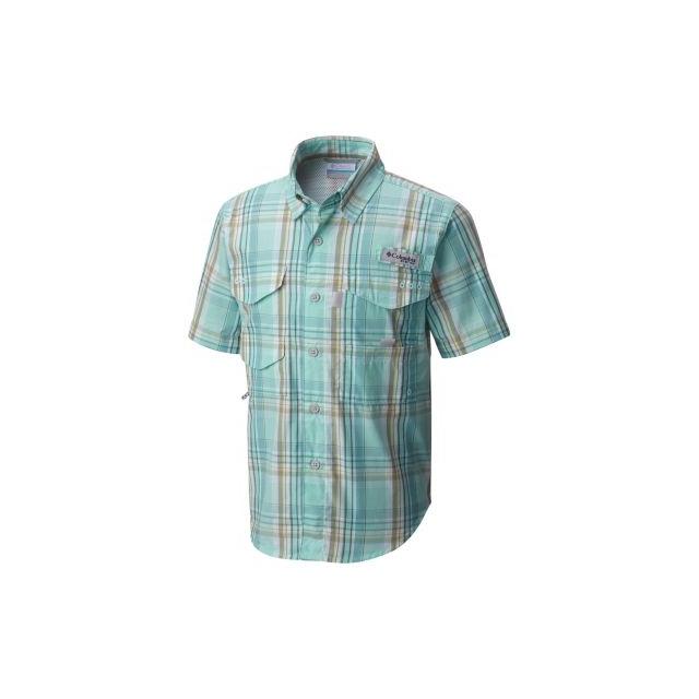 Columbia - Boy's Super Bonehead Short Sleeve Shirt