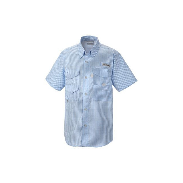 Columbia - Boy's Super Bonehead Short Sleeve Shirt