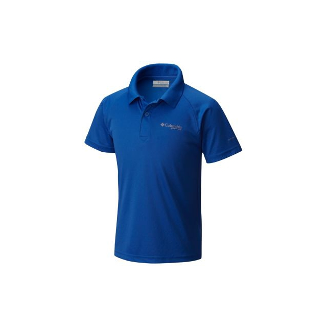 Columbia - Toddler Boy's Terminal Tackle Polo Shirt