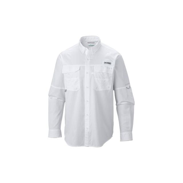 Columbia - Men's Blood And Guts III Long Sleeve Woven Shirt