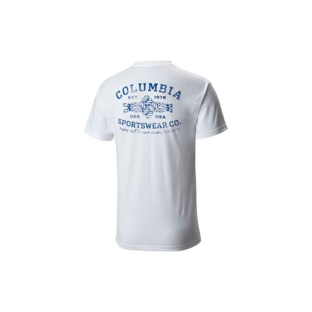 Columbia - Men's Csc Knot Short Sleeve Tee
