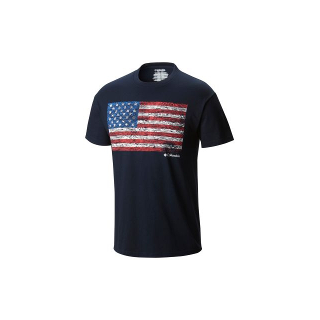 Columbia - Men's Csc Tree Flag Tee