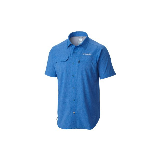 Columbia - Men's Irico Men'S Short Sleeve Shirt