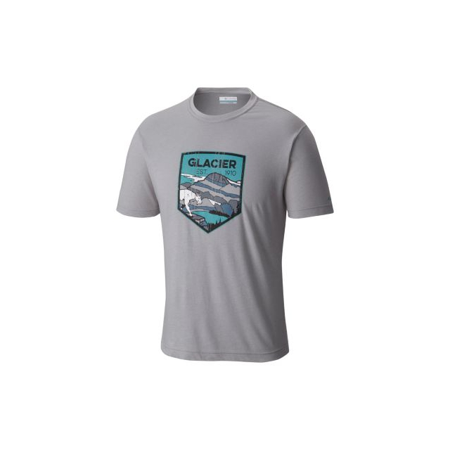 Columbia - Men's M National Parks Tee