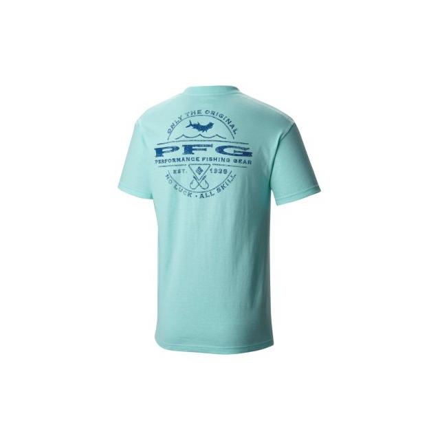 Columbia - Men's PFG All Skill Tarpon Short Sleeve Tee