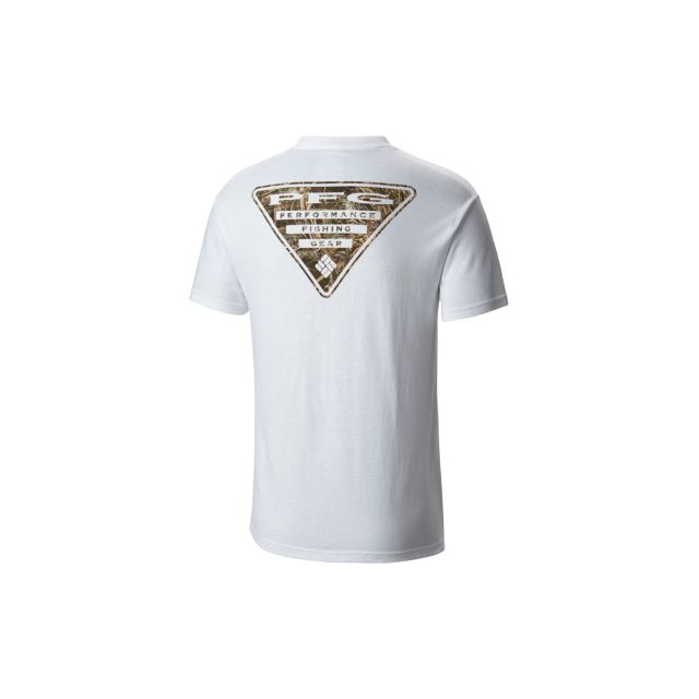Columbia - Men's PFG Triangle Camo SS Tee