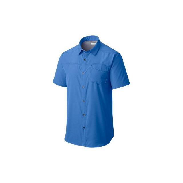 Columbia - Men's Pilsner Peak Mens Short Sleeve
