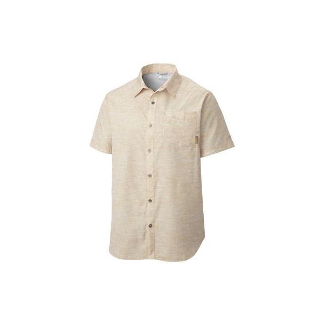 Columbia - Men's Pilsner Peak Print Mens Short Sleeve