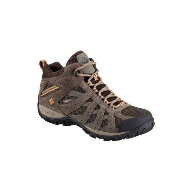 Columbia - Men's Redmond Mid Waterproof