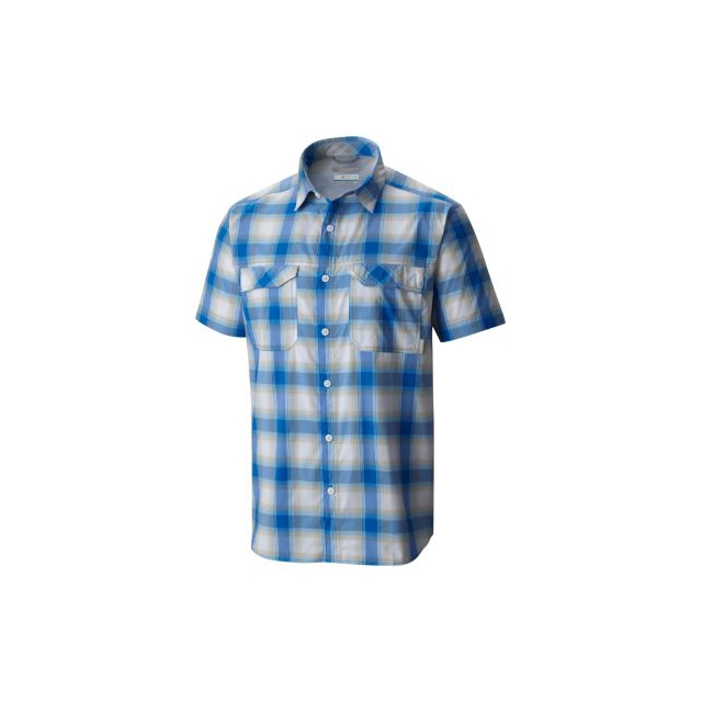 Columbia - Men's Royce Peak II Plaid Short Sleeve Shirt