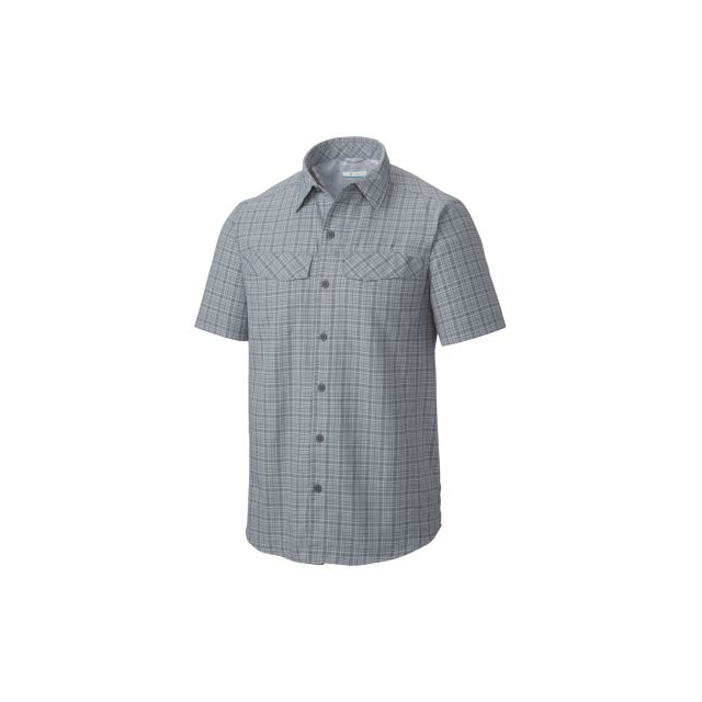 Columbia - Men's Silver Ridge Multi Plaid S/S Shirt