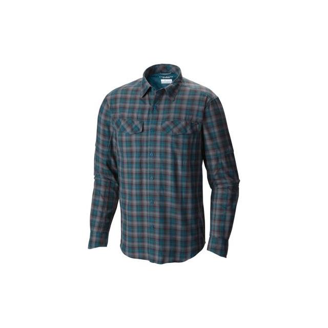 Columbia - Men's Silver Ridge Plaid Long Sleeve Shirt - Big