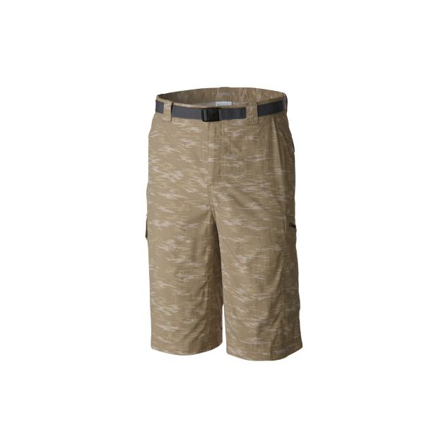Columbia - Men's Silver Ridge Printed Cargo Short