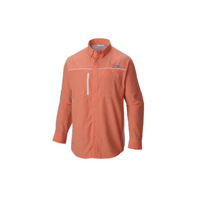 Columbia - Men's Solar Drag Long Sleeve Shirt