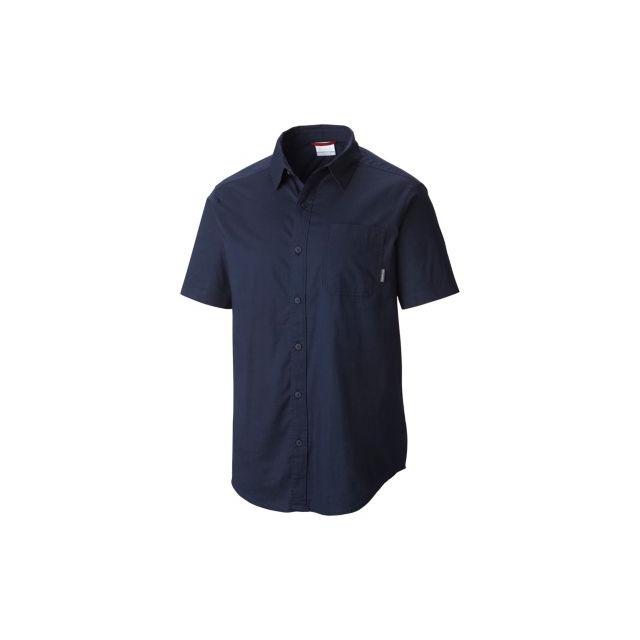 Columbia - Men's Thompson Hill Solid Short Sleeve Shirt