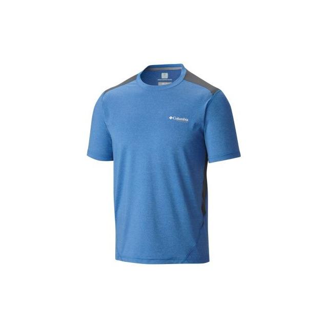 Columbia - Men's Titan Ice Mens Short Sleeve Shirt