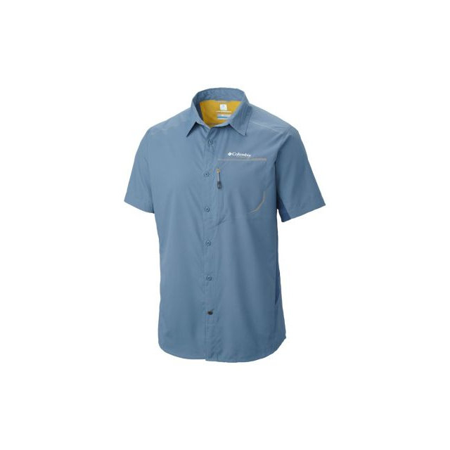 Columbia - Men's Titan Peak Men'S Short Sleeve Shirt