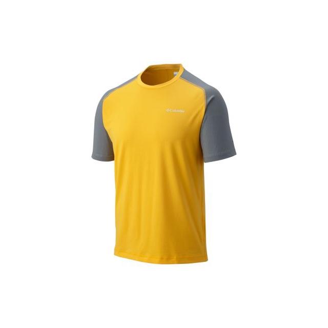 Columbia - Men's Trail Flash Short Sleeve Shirt
