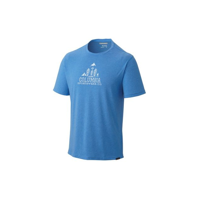 Columbia - Men's Trail Shaker Mens Short Sleeve Shirt