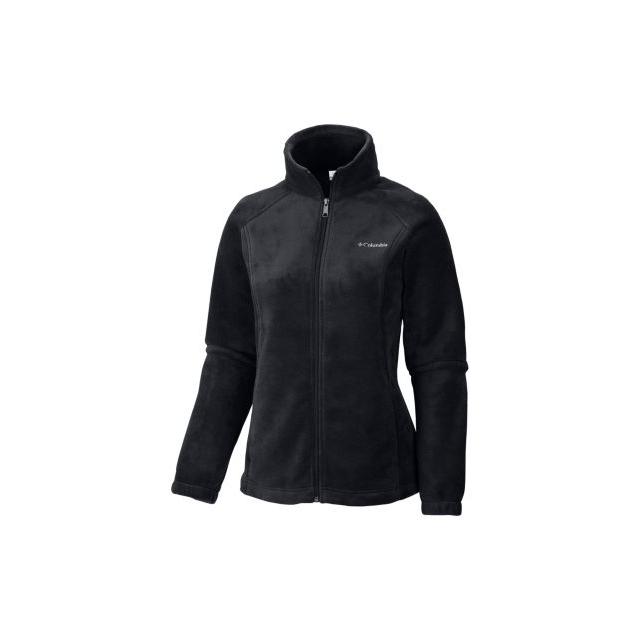Columbia - Women's Benton Springs Full Zip Fleece Jacket - Plus Size