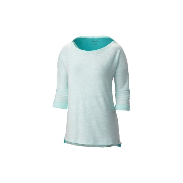 Columbia - Women's Coastal Escape 3/4 Sleeve Shirt