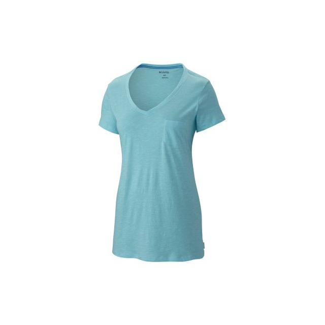 Columbia - Women's Everyday Kenzie V Neck Tee