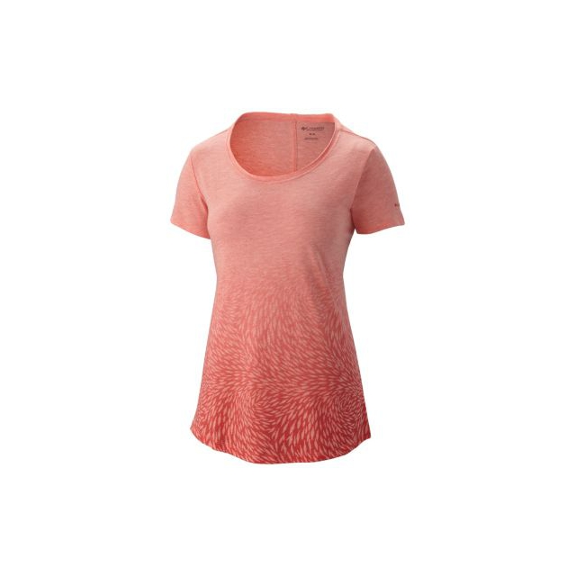 Columbia - Women's Ocean Fade Short Sleeve Tee