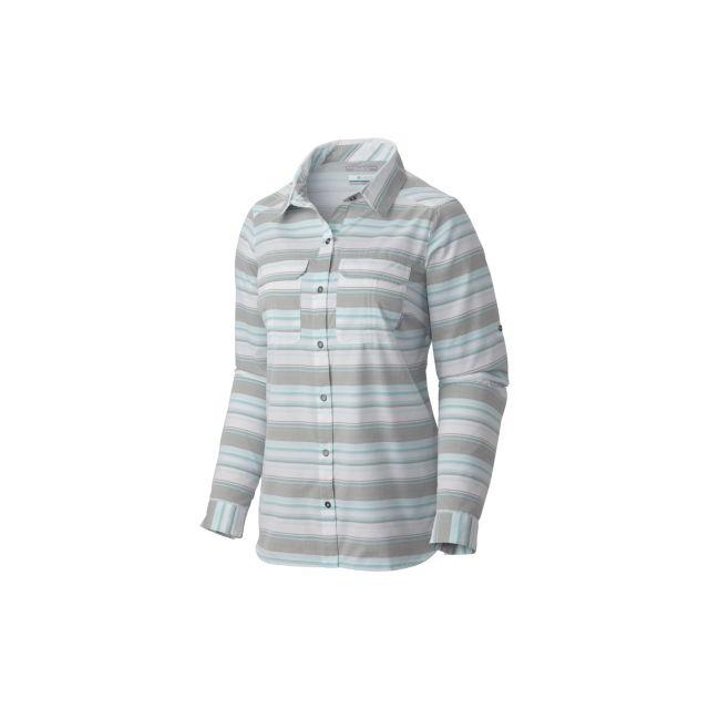 Columbia - Women's Pilsner Peak Stripe Long Sleeve Shirt