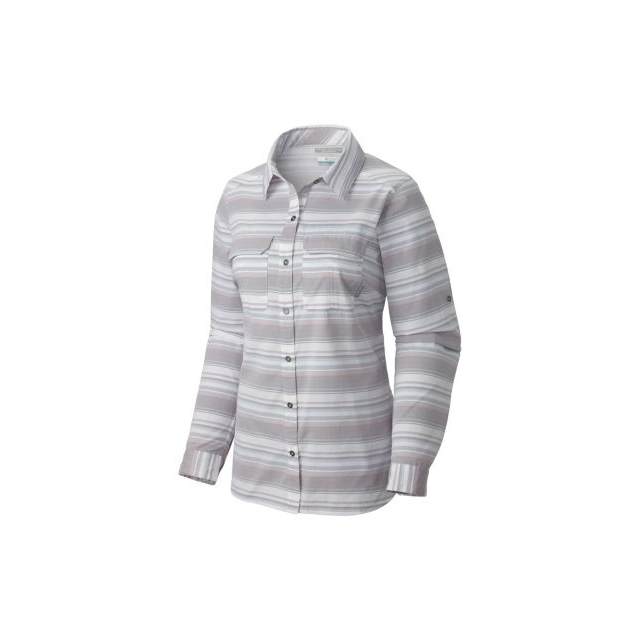 Columbia - Women's Pilsner Peak Stripe Long Sleeve Shirt
