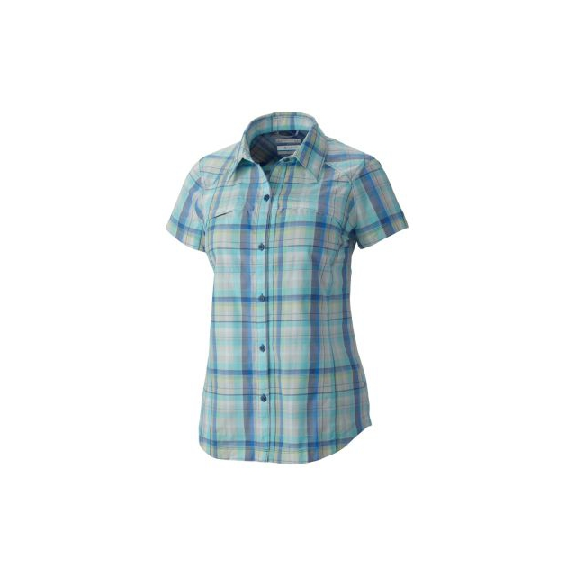 Columbia - Women's Silver Ridge Multi Plaid S/S Shirt