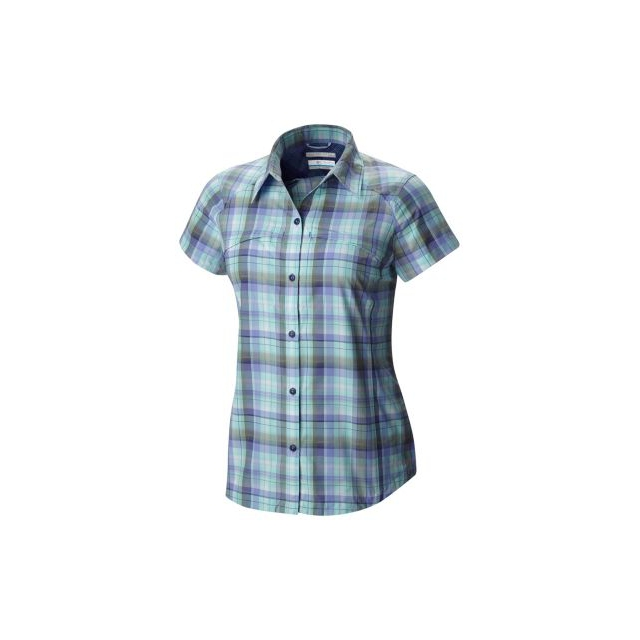 Columbia - Women's Silver Ridge Multi Plaid Short Sleeve Shirt