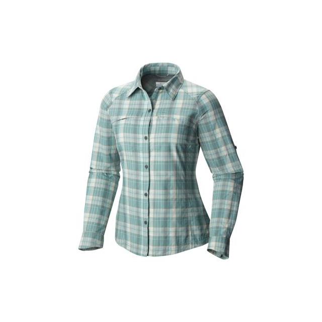 Columbia - Silver Ridge Plaid Long Sleeve Shirt