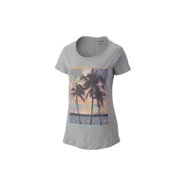 Columbia - Women's Sunset Cove Short Sleeve Tee