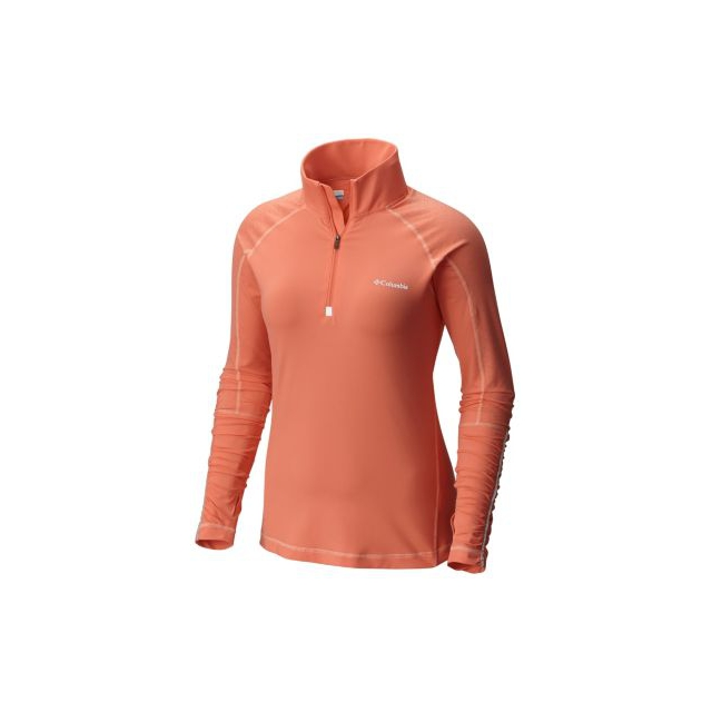 Columbia - Women's Trail Flash Half Zip Shirt