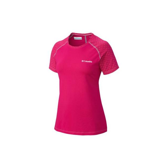 Columbia - Women's Trail Flash Short Sleeve Shirt