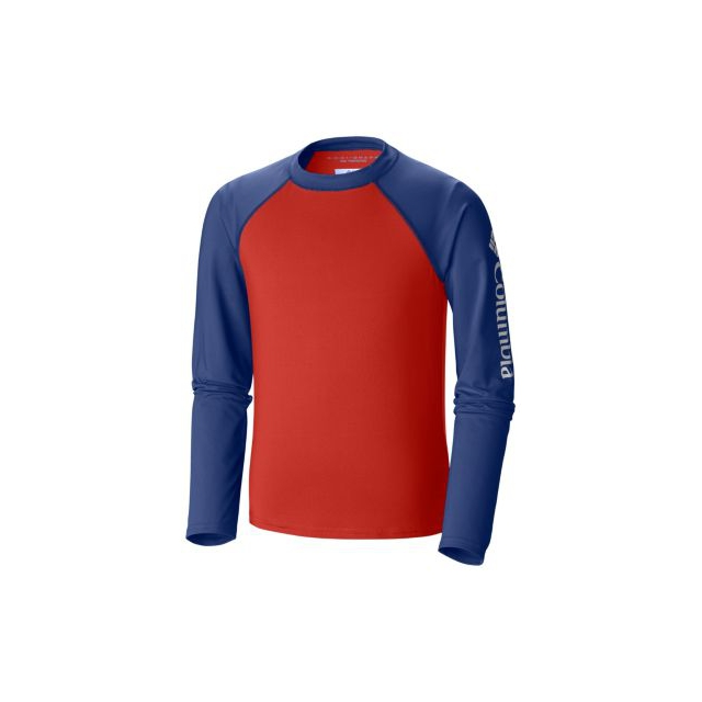 Columbia - Kid's  Mini Breaker Long Sleeve Sunguard