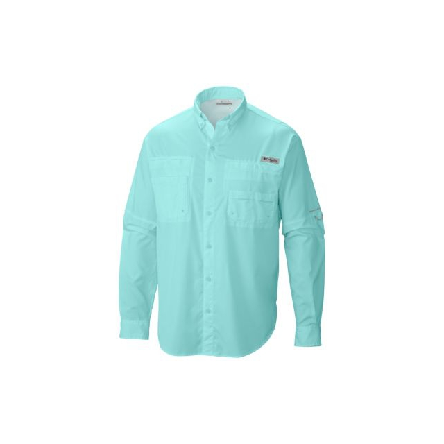 Columbia - Men's PFG Tamiami II Long Sleeve Shirt - Tall