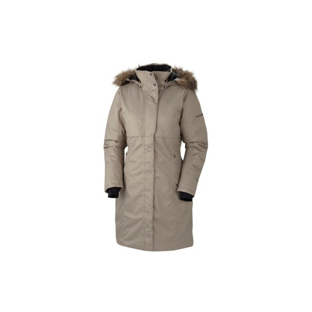 Columbia - Women's Apres Arson Long Down Jacket