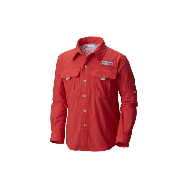 Columbia - Boy's PFG Bahama Long Sleeve Shirt