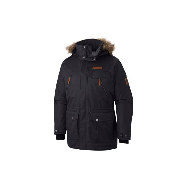 Columbia - Men's Barlow Pass 550 Turbodown Jacket