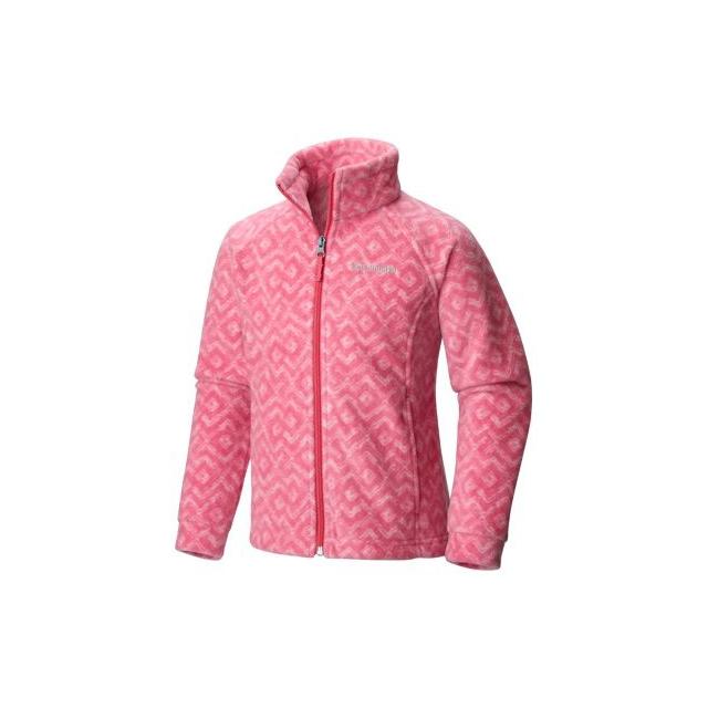 Columbia - Girl's Benton Springs II Printed Fleece Jacket
