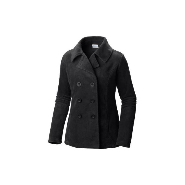 Columbia - Women's Benton Springs Fleece Pea Coat Jacket